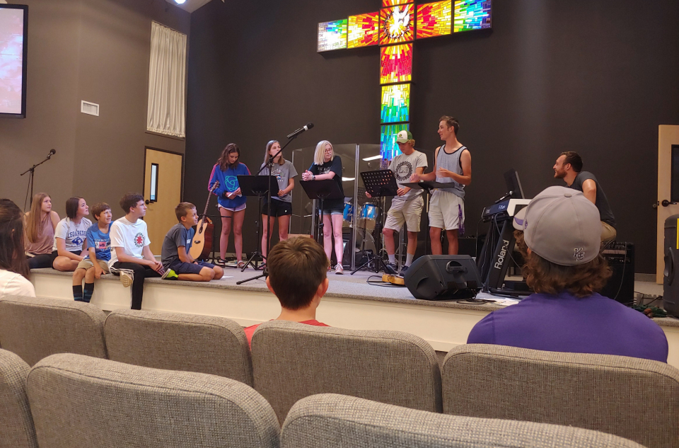 Sunday Youth Group